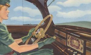 interior willys 1940