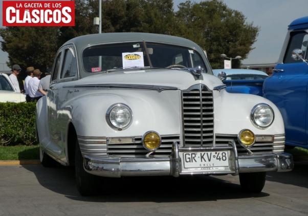 Packard Clipper super 1941